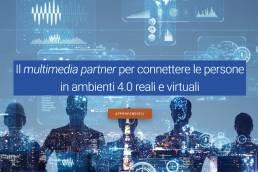 connettere le persone in ambienti reali e virtuali